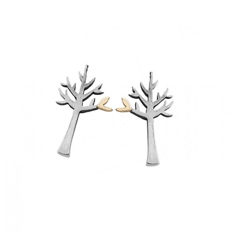 Tree Earrings - STS