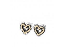 Vintage Romance - Stud Earrings SVR6G