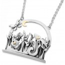 Wild Grass Necklace - EEDLR