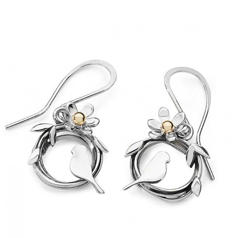 Woven Earrings - DNTB